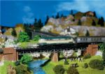 Faller 222550 N Scale Bridge Building Set Era II